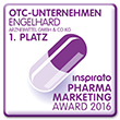 inspirato PHARMA MARKETING AWARD 2016